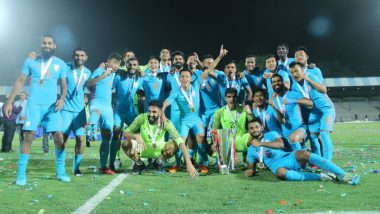 India Football Schedule 2018–19: Timetable and Fixtures With List of Upcoming Matches of the Blue Tigers