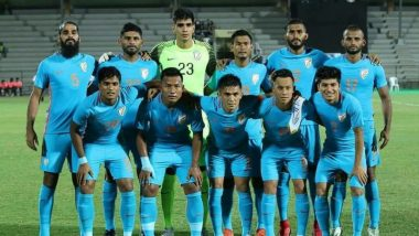 FIFA Rankings 2019: India Slips Out of Top 100 in Latest Charts
