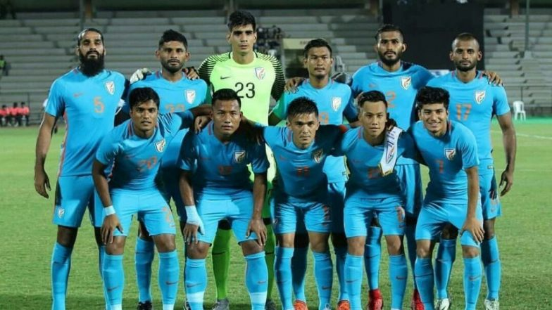 FIFA Rankings 2019: India Slips Out of Top 100 in Latest