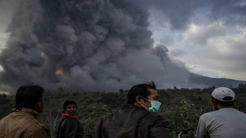 Indonesia's Merapi Volcano Erupts Spewed 6 km Column of Ash