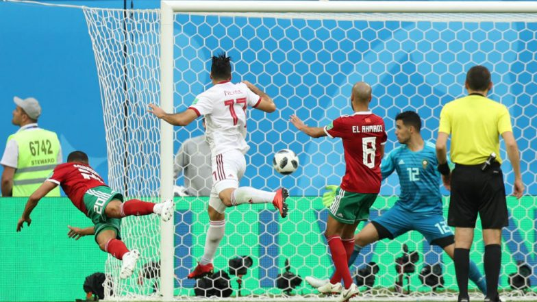 Own-goal enough in Iran victory