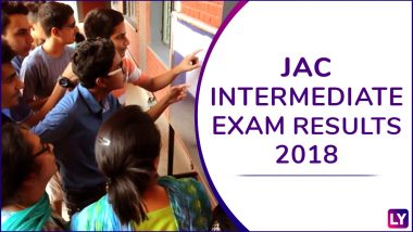 JAC Class 12th Board Exam Results 2018 Live News Updates: 72.62% Pass | Jharkhand Board Declared Intermediate Results for Arts Stream Today at jharresults.nic.in