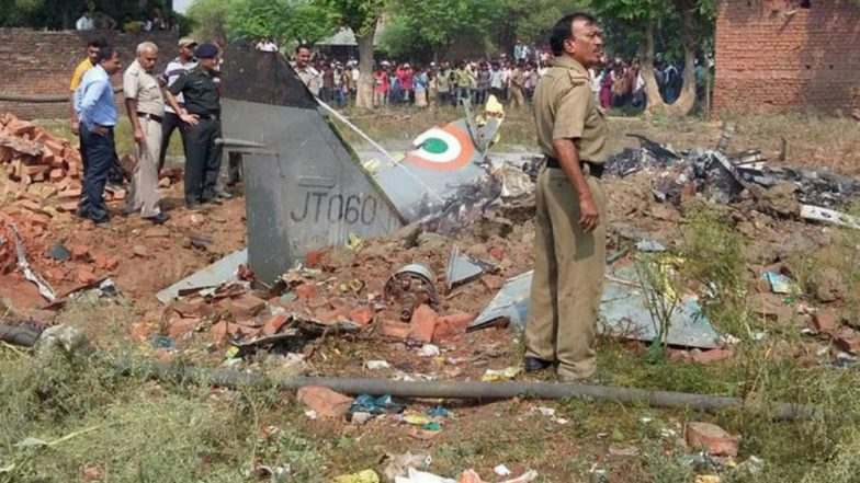 Indian Air Force's Second Jaguar Aircraft Crash in Three Days