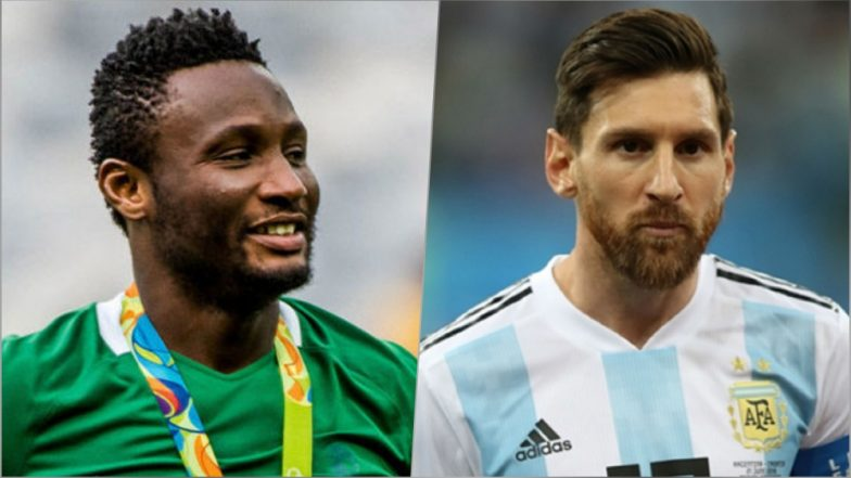 Nigeria vs Argentina, 2018 FIFA World Cup Group D Match Preview: Start Time, Probable Lineup and Match Prediction