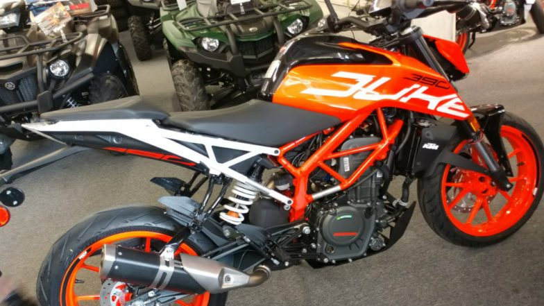 KTM 390 Adventure Set to Enter India Next Year
