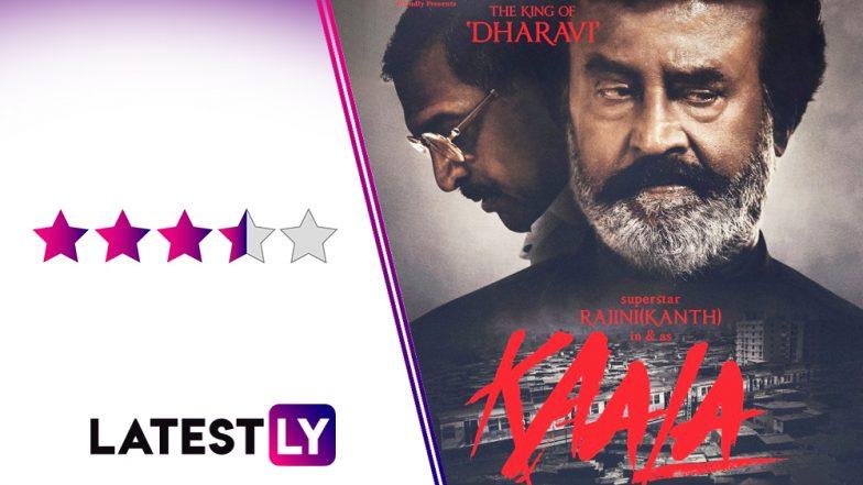 Kaala Movie Review No Setting Da Rajinikanth Nana Patekar