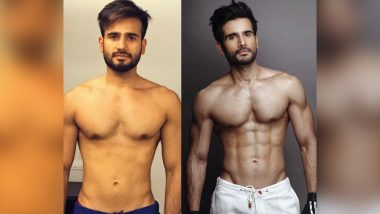Karan Tacker Shares a Before and After Picture of His Physical Transformation and We Are ABS-olutely Stunned – View Pics
