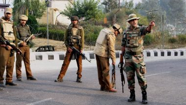 Jammu and Kashmir: Militants Open Fire at Police in Kulgam, Civilian Injured
