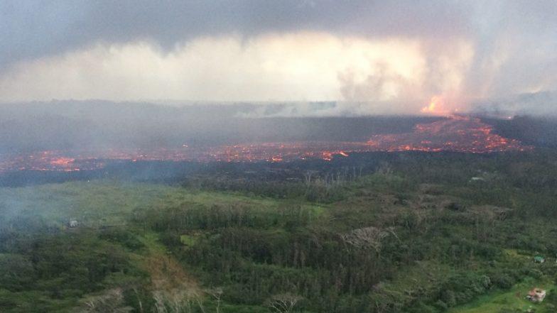 Kilauea Volcano Area Sees 500 Earthquakes in 24-hours