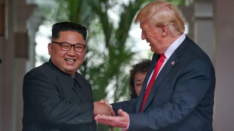 Donald Trump Confirms to Meet Kim Jong-un at Korean Demilitarized Zone