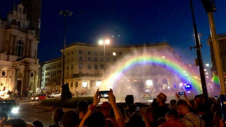 Warsaw Pride 2018: Poland's LGBTQ Rainbow Returns After Continuous Attacks from Anti-Gay Agitators, View Pics