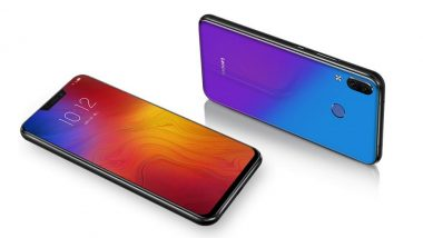Lenovo Z5 Smartphone with Notch Display & Snapdragon 636 Launched; Price, Features, Specifications & More