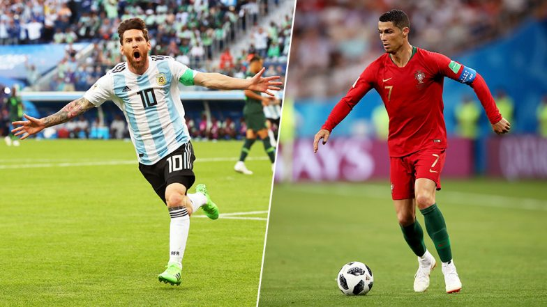 Will Lionel Messi vs Cristiano Ronaldo Clash Happen at 2018 FIFA World Cup? Schedule of Knock-Out Matches Increases the Probability