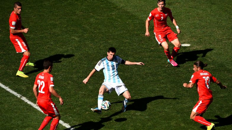 Lionel Messi Has Done It In The Past For Argentina; Will He Carry his Team In Round of 16 at 2018 FIFA World Cup Too?