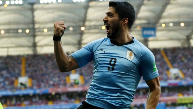 Uruguay vs Saudi Arabia Match Result and Video Highlights: Uruguay Beat Saudi Arabia 1–0 to Enter Pre-Quarters of 2018 FIFA World Cup