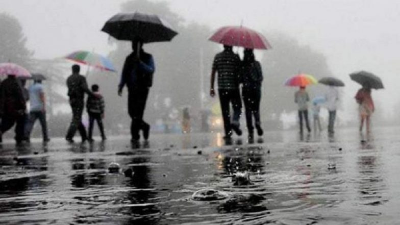 Madhya Pradesh Rains: Heavy Rainfall to Lash State in Next 24 Hours, IMD Issues Alert for 32 Districts