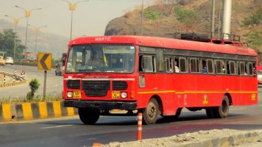 MSRTC Buses Are Off The Road As Workers' Strike Over Salary Hike for Second Consecutive Day, Rural Passengers Affected