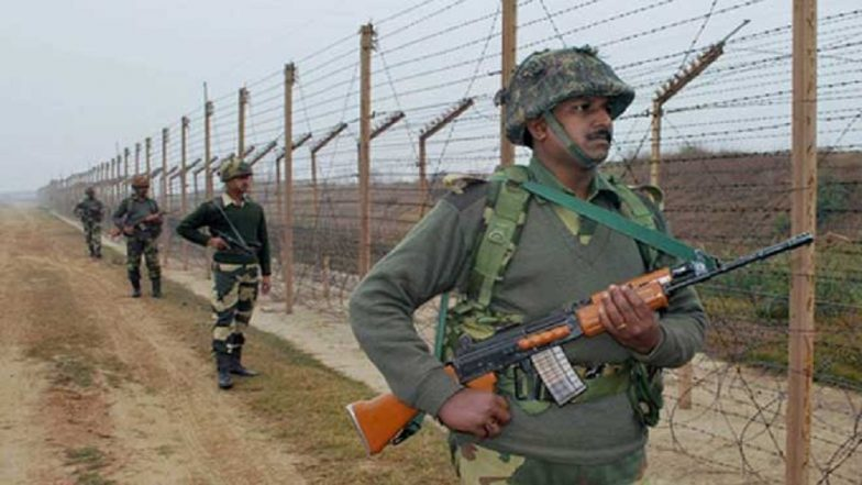 Ceasefire Violation by Pakistan in Chamiyal Sector of Jammu and Kashmir's Sambha District, Four BSF Personnel Martyred