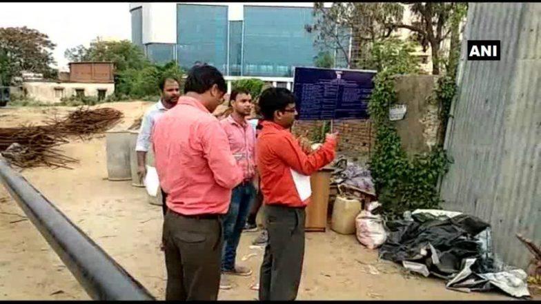 Enforcement Directorate Seized Lalu Prasad Yadav's Under Construction Mall in Bihar