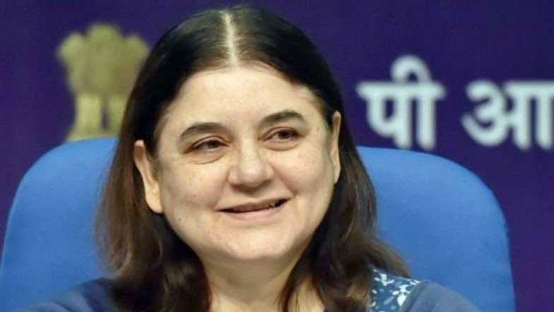 West Bengal Miniter Sobhandeb Chattopadhyay Accuses Union Minister Maneka Gandhi for Exceeding Her Brief