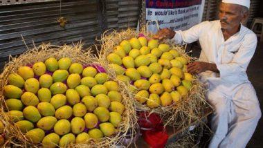 Totapuri & Benishan Mango Prices Fall; Farmers Dump Tonnes of Mangoes on Roadside in Kolar