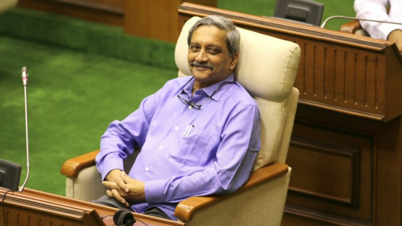 Manohar Parrikar Health Update: Goa CM Back From US After 3 Months, Reaches Panaji