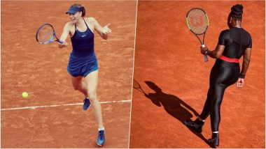 Maria Sharapova Through to Quarterfinals After Serena Williams Withdraws From French Open 2018 Clash