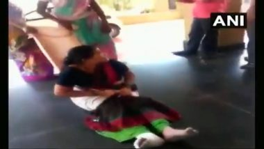Medical Apathy in Maharashtra: Lady With Broken Leg Dragged in Bedsheet Due to Lack of Stretchers in Nanded Government Hospital