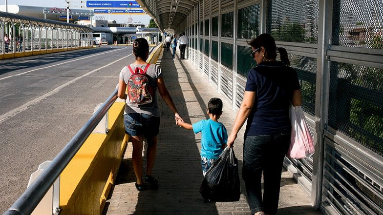 UN Calls on Trump Government to Stop Inhuman Practice of Separating Children From Their Migrant Parents At Mexico Border
