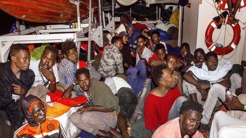 Rescued Migrants Hijack Ship in Mediterranean, Set Course for Malta