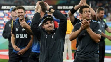 New Zealand Cricket Coach Mike Hesson Quits, Cites Family Reasons