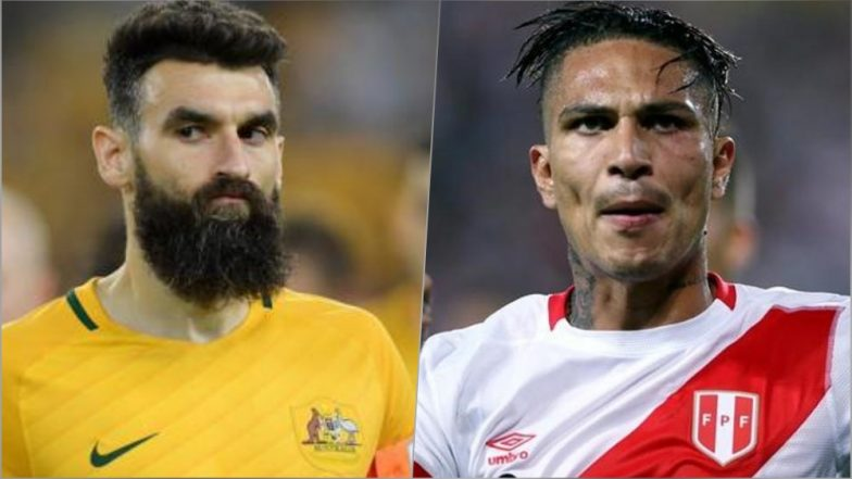 Australia vs Peru, 2018 FIFA World Cup Group C Match Preview: Start Time, Probable Lineup and Match Prediction