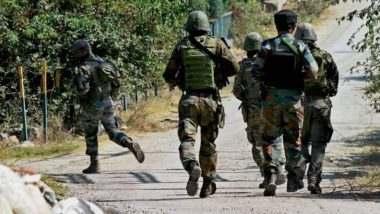 Jammu And Kashmir: Six Terrorists Gunned Down by Security Forces in Tral Encounter