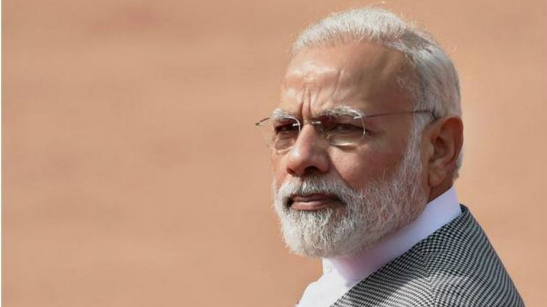 Kerala Floods: PM Narendra Modi to Do Aerial Surveillance of Flood-Hit State Today