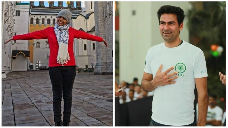 Mohammad Kaif Supports Soumya Swaminathan's Withdrawal From Asian Nations Cup Chess Championships 2018; Tweets 'Hats Off' on Twitter!