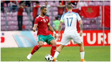 Morocco vs Slovakia Match Result and Highlights: Morocco Defeats Slovakia, Prepares for the Football World Cup With 2–1 Win in Friendly Game