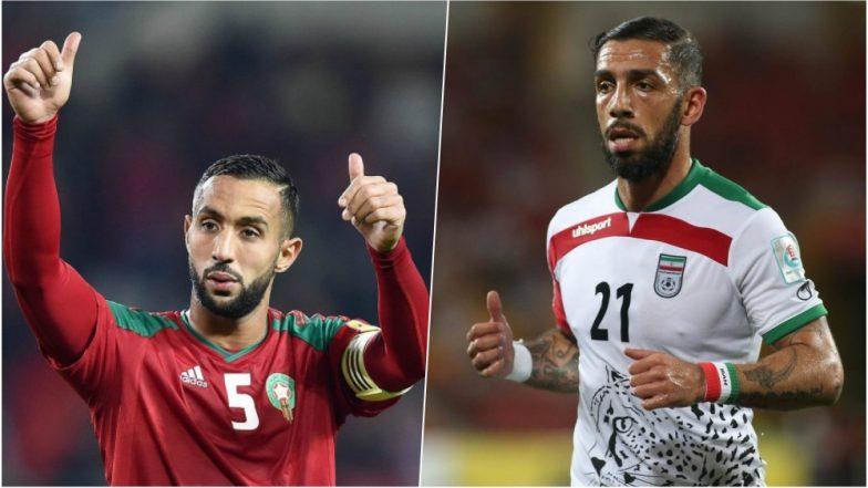 Morocco vs Iran 7805a46656998