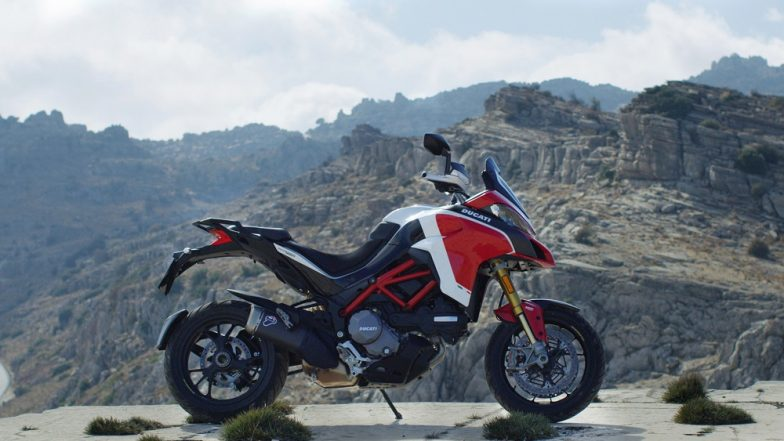 Ducati Multistrada 1260 Pikes Peak Launched; Priced in India at Rs 21.42 Lakh