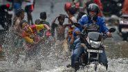 Rain Alert: Mumbai, Thane, South Konkan Regions to Receive Heavy Rainfall and Thundershowers Till September 22, Says IMD