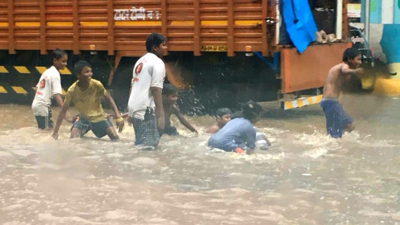 Mumbai Rains Claim Another Life; Two-Year-Old Dies After Falling Into Open Drain in Chembur