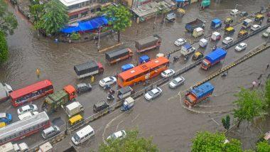 Mumbai Received Highest Rainfall on Tuesday, Says IMD