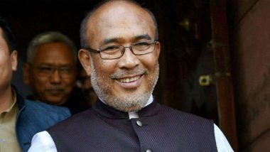 Manipur CM N Biren Singh Asks Some Ministers and Senior Officials to Resign