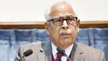 Proclamation Issued to Impose Governor NN Vohra's Rule in Jammu and Kashmir