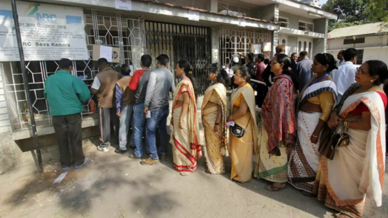 Assam NRC: People Who Applied Till Last Date Eligible to Make Claims in NRC, Says Official