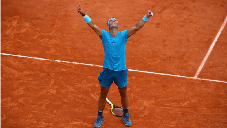 Rafael Nadal Travels by Economy Class; Twitter Reacts to Tennis Ace's Pic