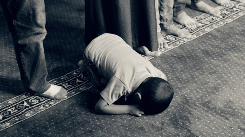 Hyderabad Mosque Welcomes Non-Muslims to Witness 'Namaz'