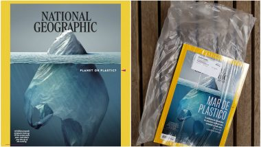National Geographic Magazine's 'Planet or Plastic' Issue Was Delivered in a Plastic Bag! Know What the Publication Replied