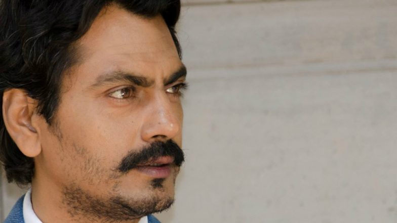 Nawazuddin Siddiqui DRAGGED By A Crazy Fan For A Selfie In Kanpur (Watch Video)