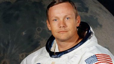 Neil Armstrong Death Anniversary: Lesser-Known Interesting Facts About The First Person to Walk on Moon
