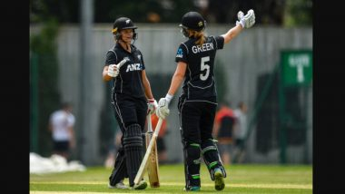 New Zealand Women's Cricket Team Scores Highest ODI Total: Surpasses Their Own Record Set 21 Years Ago!